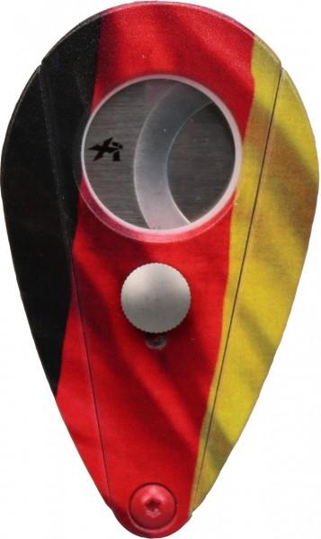 Xikar Cutter Xi2 Kunststoff Deutschland Flag
