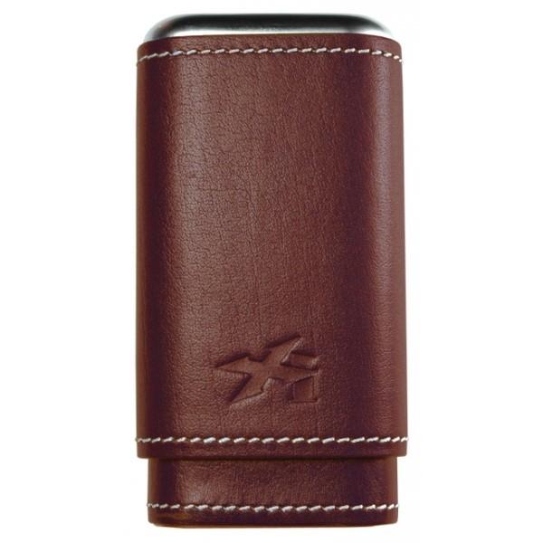 Xikar Zigarrenetui Envoy Cognac 3er