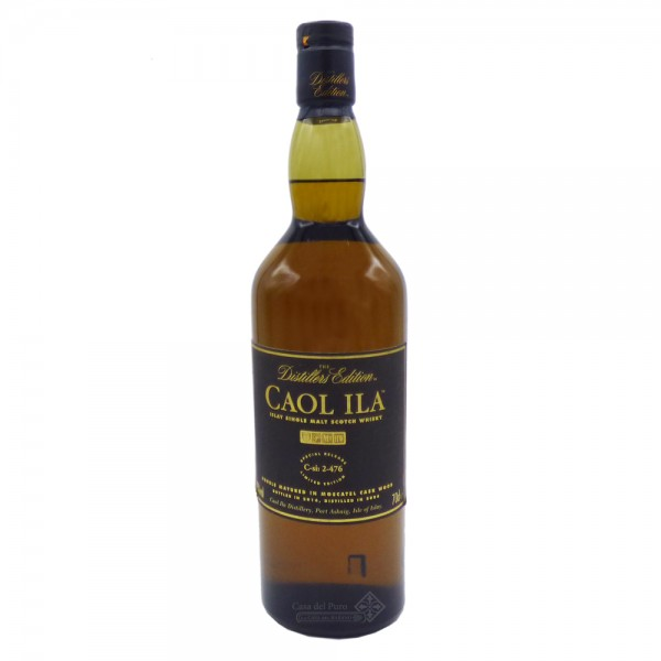 Caol Ila Destiller´s Edition Moscatel Cask Wood