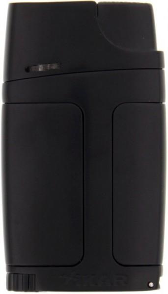 Xikar Element ELX Double Lighter Black on Black