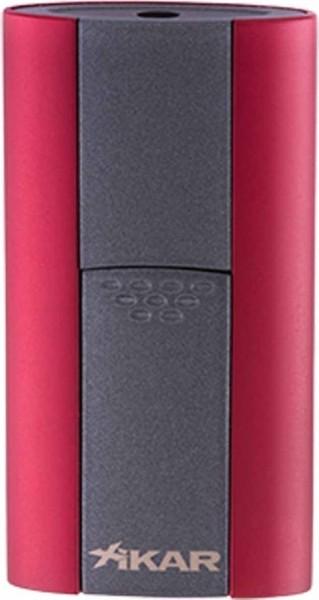 Xikar Flash Single Jet Red