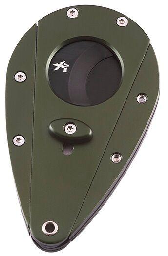 Xikar Cutter Xi1 Green Black