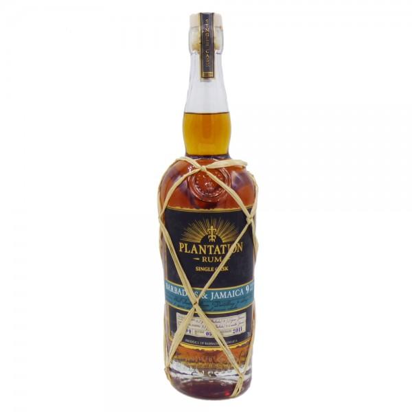 Plantation Rum Barbados & Jamaica 9 Years Old