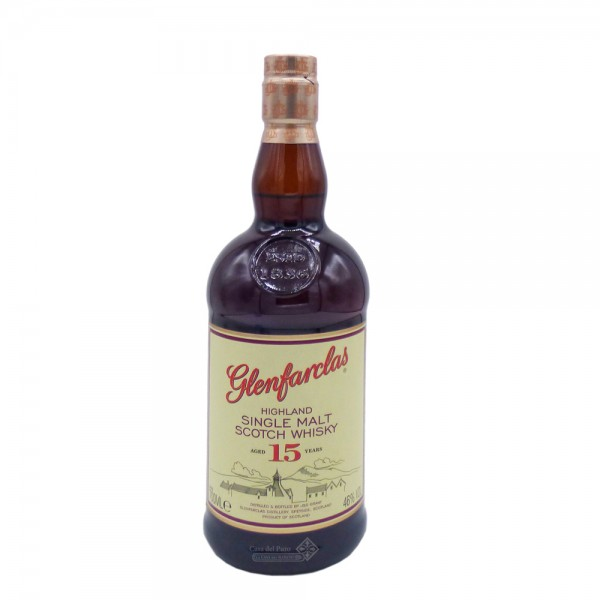 Glenfarclas Highland Single Malt 15 Jahre